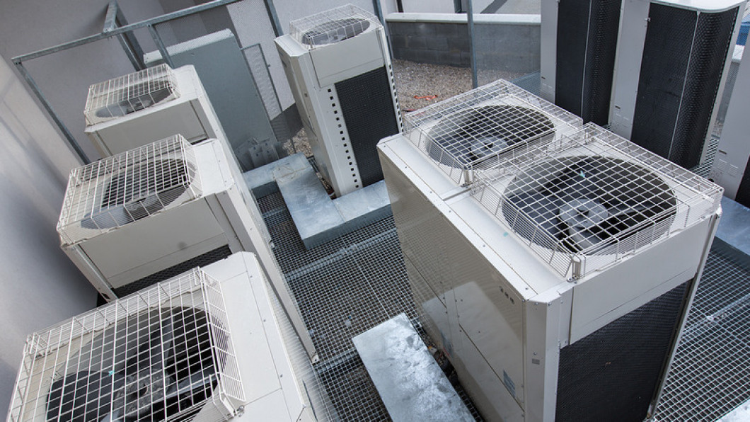 light commercial hvac services